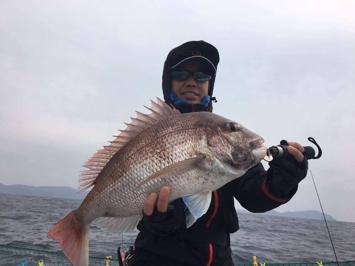 2017/2/26釣果 野母崎 光隆丸